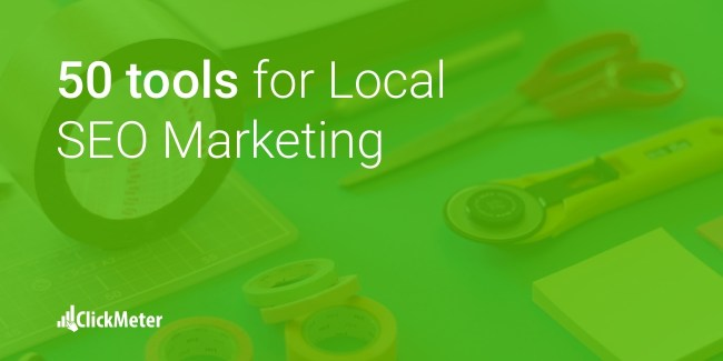 Top 50 tools + resources for local seo marketing