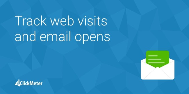 email opens page view
