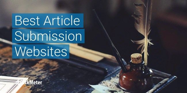 Free articles submission websites