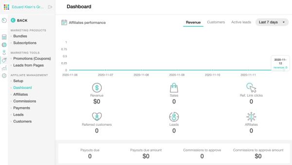 learnworlds-affiliate-dashboard
