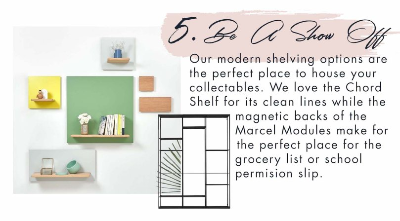 Shelving for your Entryway