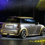 Mini John Cooper Works by CoverEFX, in stilul Louis Vuitton