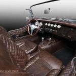 Cele mai inalte culmi ale luxului si rafinamentului atins de masina Morgan Plus 8