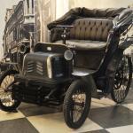 Cum arata primul autoturism inmatriculat in Romania?