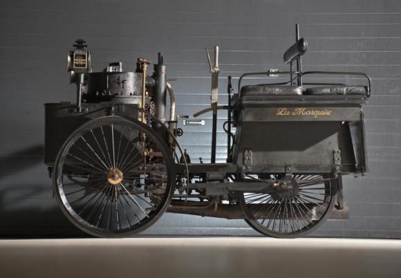 La Marquise cea mai veche masina