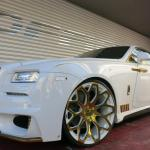 Rolls Royce Wraith tuningat. Departe de eleganta