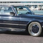 Mercedes 560 SL de vanzare. Exista trei exemplare in lumea intreaga