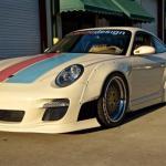 Probabil cel mai tare Porsche 997 din lume GALERIE FOTO
