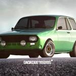 Dacia 1300 Break Coupe: Un concept romanesc demential