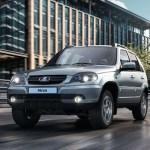SUV-ul cu o tractiune 4×4 permanenta Lada Niva Travel 2021