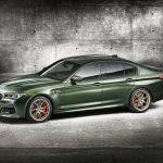 Noul BMW M5 CS – 2021