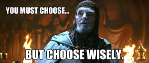 choose wisely - County EM