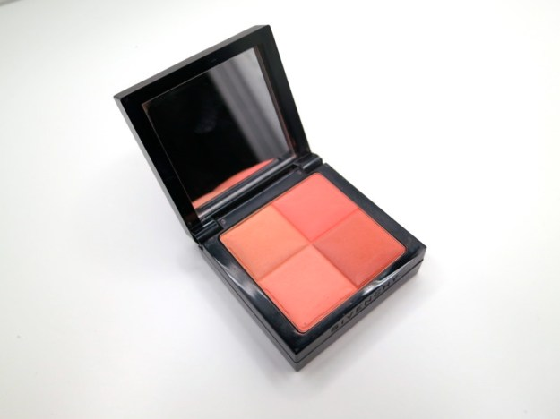 givenchy le prisme blush in vogue orange