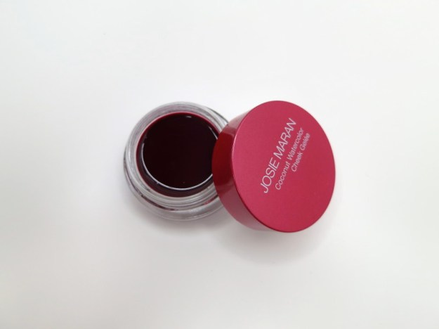 Josie Maran Coconut Watercolor Cheek Gelee in Berry Bliss