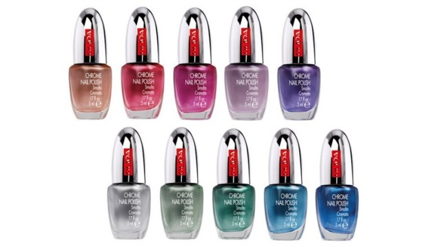 Pupa Chrome Nail Polish