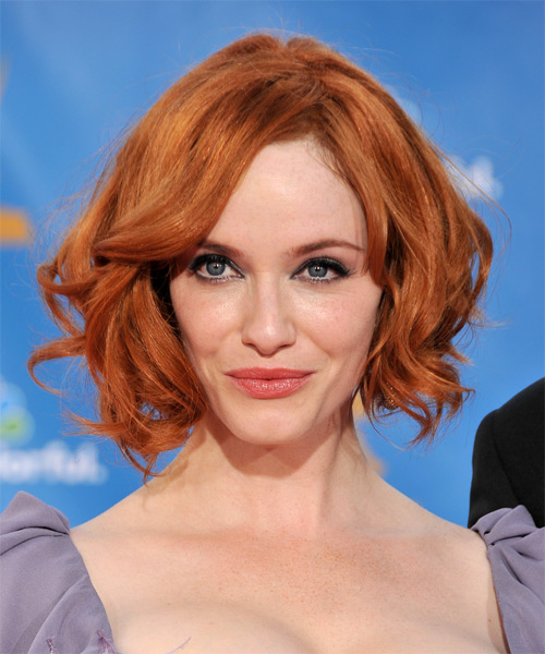 Christina Hendricks, supersexy attrice di Mad Men