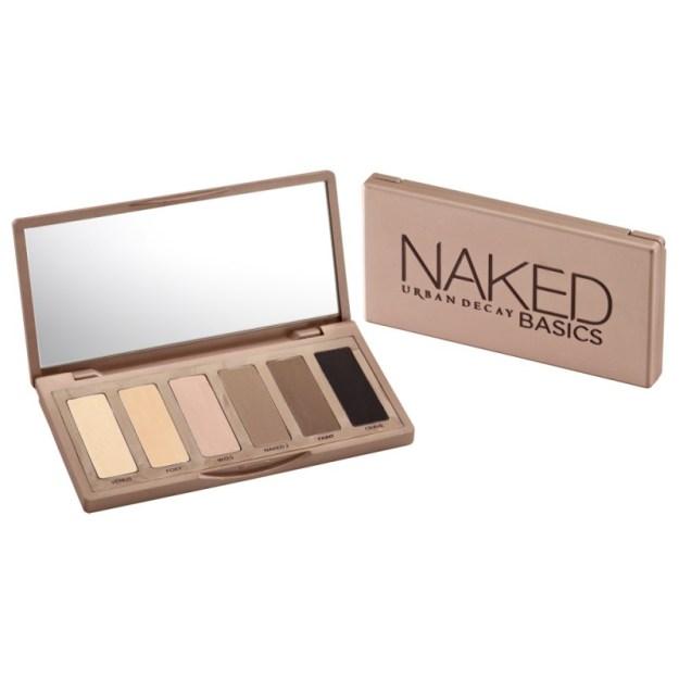 La recente Naked Basics