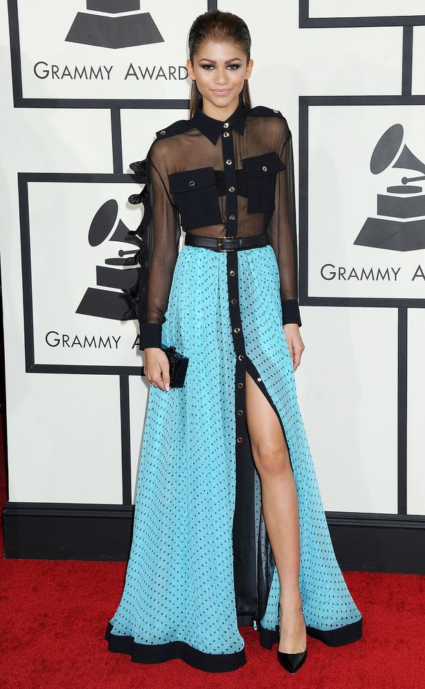 zendaya-56th-grammy-awards