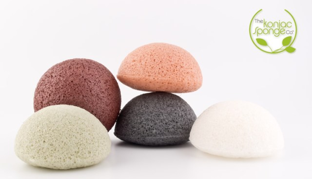 Facial-Konjac-Sponges