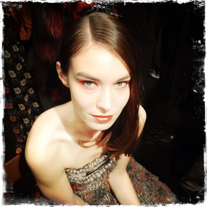 detailed look c6ba0 6670e Milano Fashion Week (autunno/inverno 2014/15): La mia ...