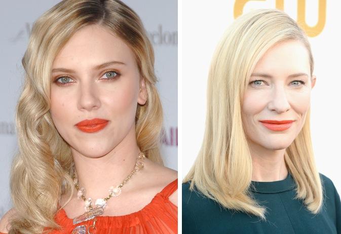 Scarlett Johansson e Cate Blanchett