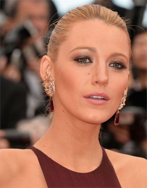 Beauty-look-di-Blake-Lively