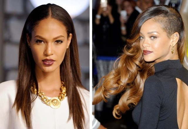 Joan Smalls e Rihanna