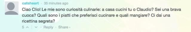 chi cucina