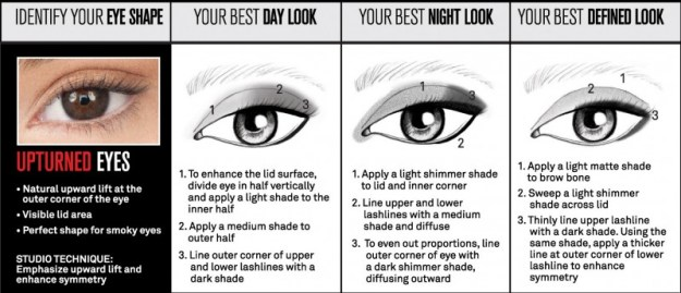 clio makeup_upturned-eyes_How-to-apply-eye-shadow-for-your-eye-shape_Smashbox-Full-Exposure-Palette