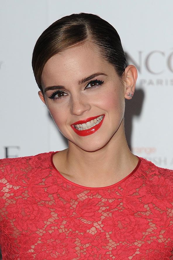Le sopracciglia perfette di Emma Watson