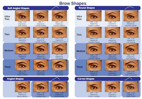 eyebrow_shapes