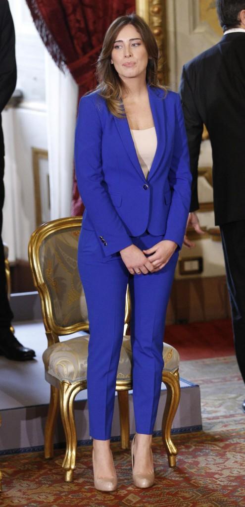 Quirinale, giuramento governo Renzi