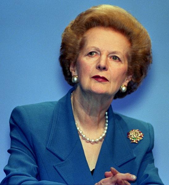 La vera Thatcher
