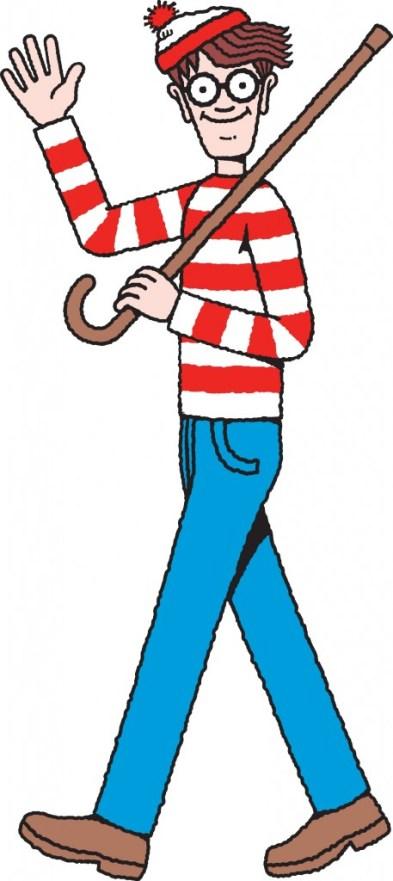Ecco Wally!