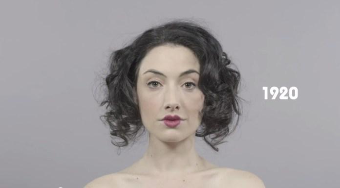 4d824ed88323 Viral Video 100 anni di beauty in un minuto: la risposta 'black'