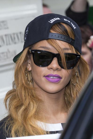 Rihanna+Classic+Sunglasses+Wayfarer+Sunglasses+xnhowlt60Bcl