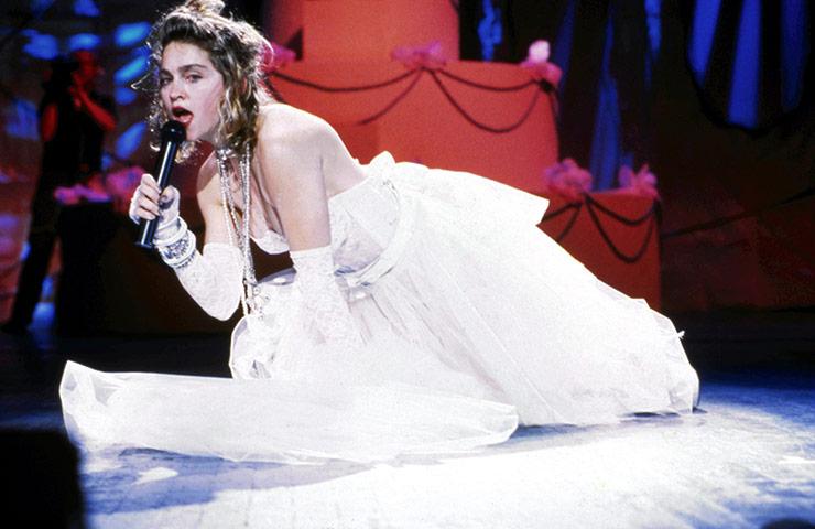 VIDEO MUSIC AWARDS - 1984