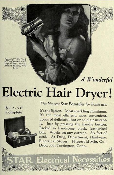 ecco una pubblicità dell'epoca