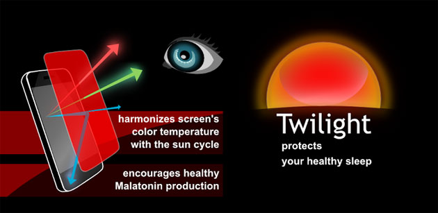 Twilight-Android-Apps