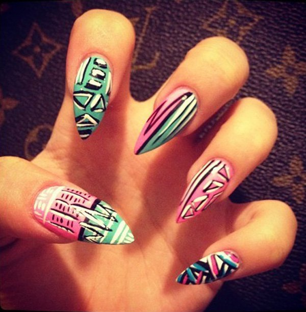 abstract-stiletto-nails