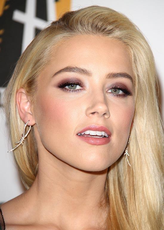 amber-heard-makeup-15th-annual-hollywood-gala