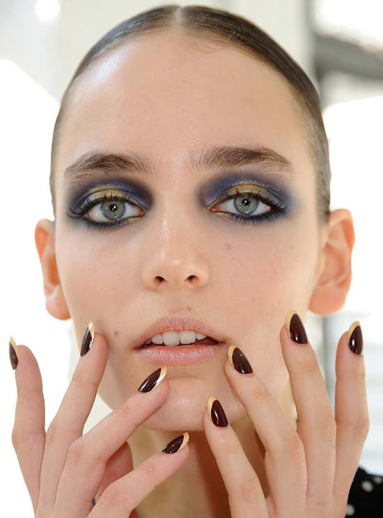 blue-gold-smoky-eye-makeup-jason-wu-fall-2011