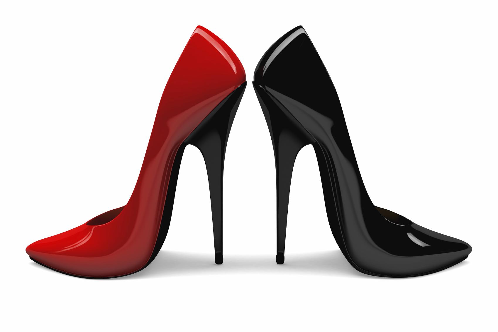 Tacchi alti  quando la scarpa è anche questione di sopravvivenza! 2d03eba6981