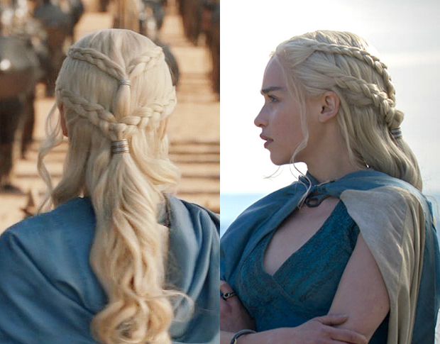 Daenerys-From-Game-Of-Thrones-hair-braid