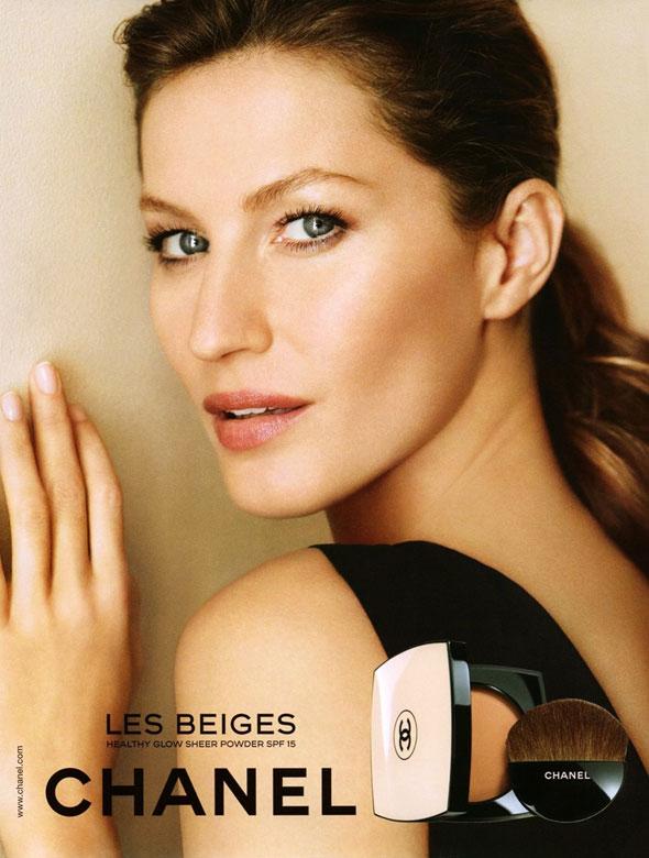 Chanel-Maquillage-Les-Beiges-Printemps-2013-Gisele-Bundchen