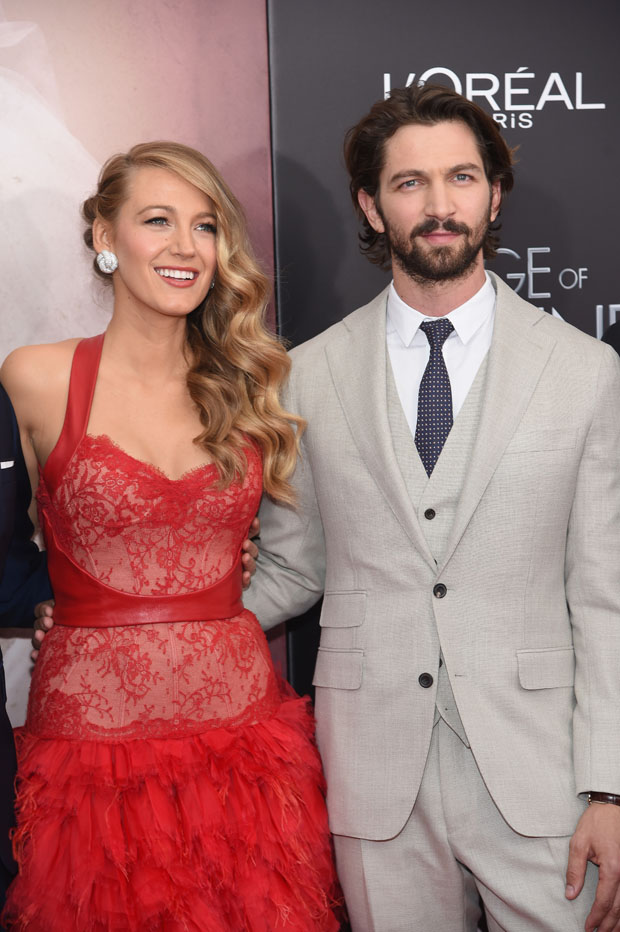 """""""The Age Of Adaline"""" New York Premiere - Arrivals"""