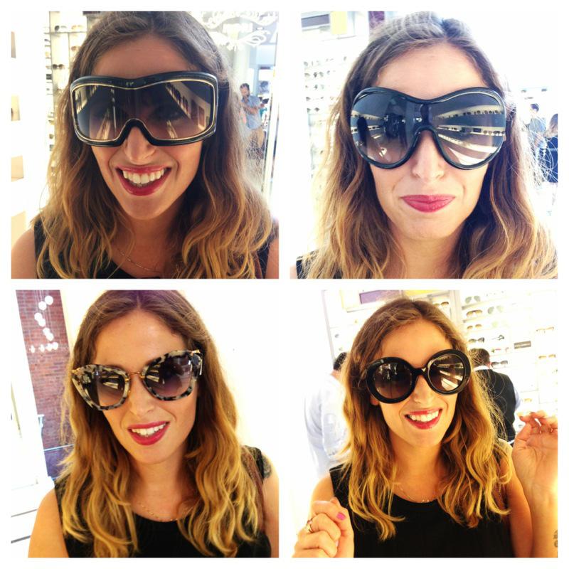 5d459d3987 Gli occhiali da sole più adatti per ogni forma di viso!