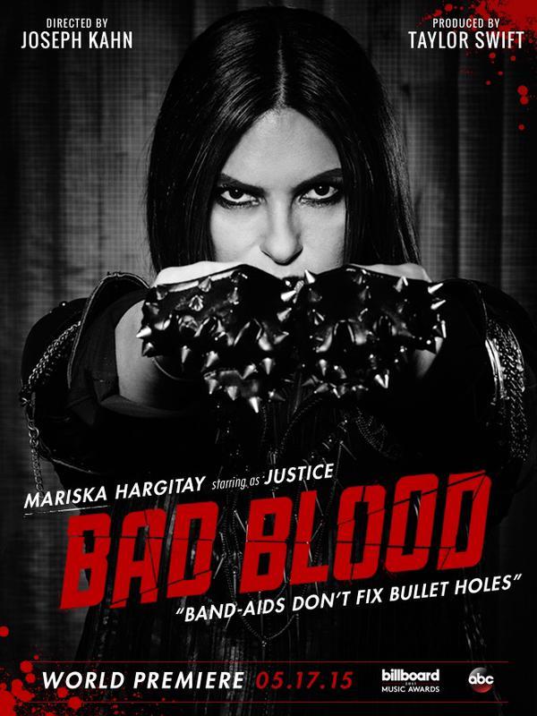 Taylor-Swift-Bad-Blood-Mariska-Hargitay