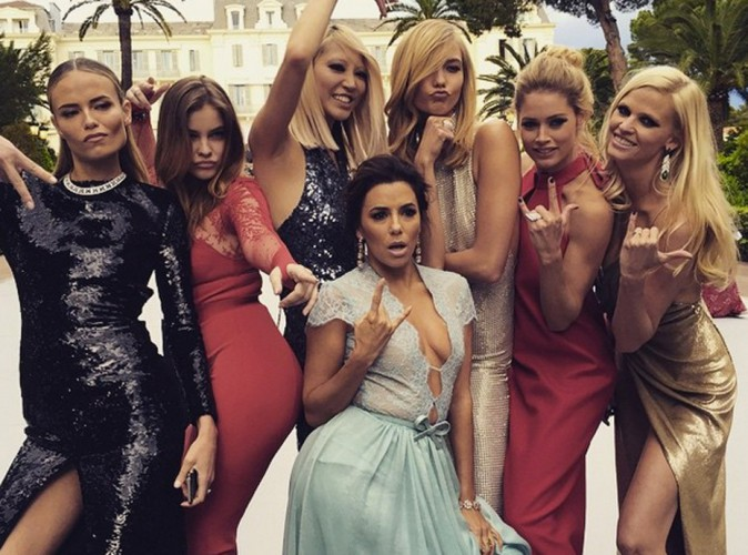 Photos-Cannes-2015-Eva-Longoria-Karlie-Kloss-Doutzen-Kroes-Les-L-Oreal-Girls-dechainees-a-l-amfAR_portrait_w674
