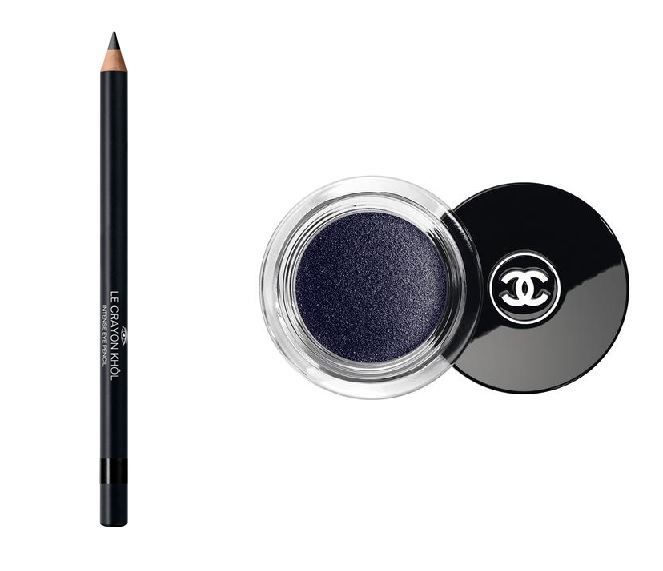 chanel smokey blue